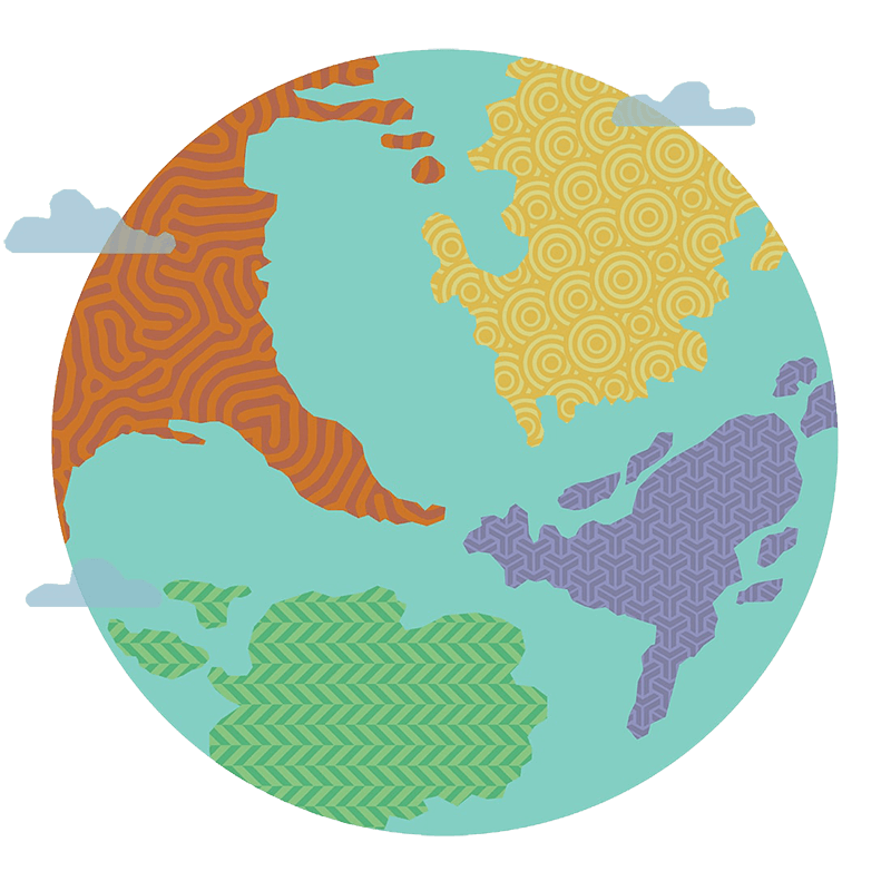 Image of the planet online platform designed for t-crepe project